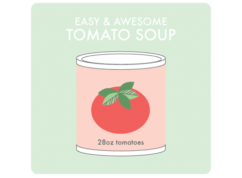 The BEST Tomato Soup Recipe | We Made it Home Blog