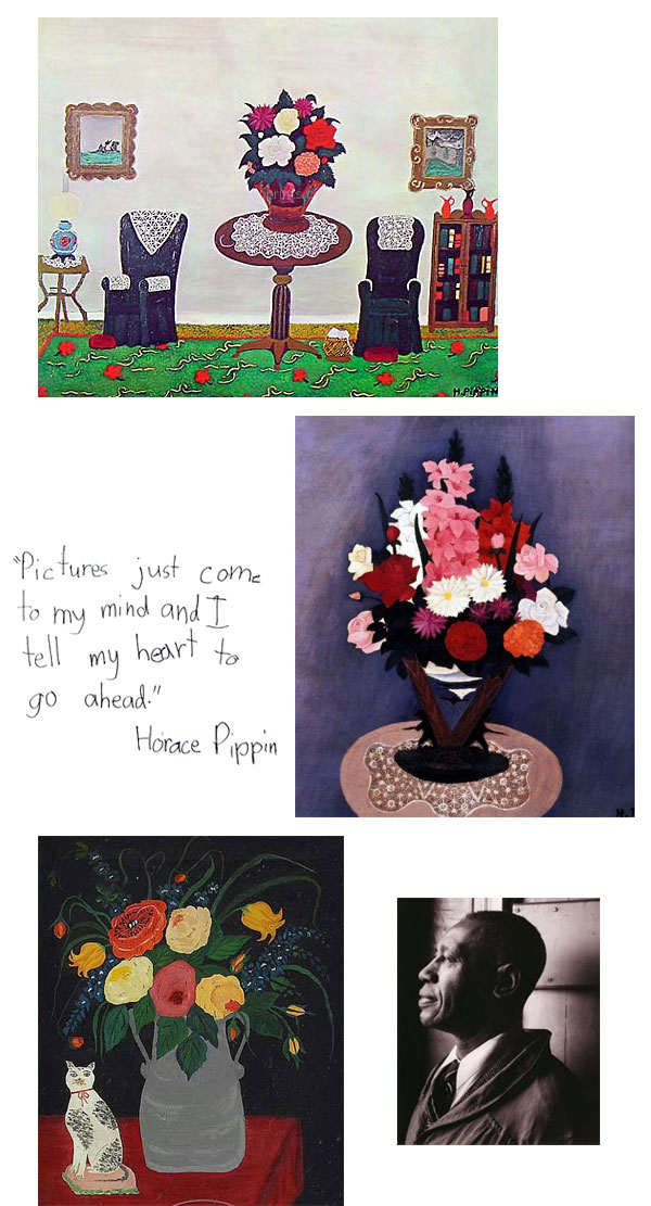 HORACE PIPPIN: wemadeithome.com
